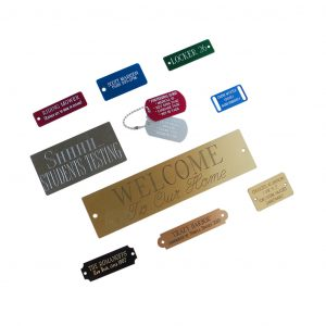 Engraved Office Commercial Nameplates 1