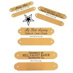 nameplates, halter/bridle/saddle